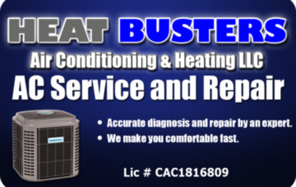 Heat Busters AC Service and Repair