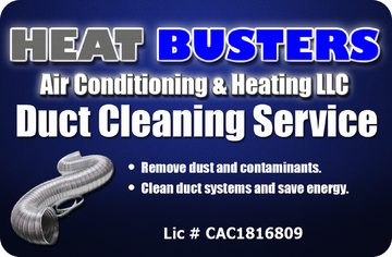 Duct cleaning in Tampa, St Pete, Bradenton and Sarasota